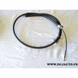 Cable de frein à main 631.20 pour fiat punto 2 partir 1999 frein à tambour