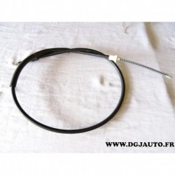 Cable de frein à main 10.6011 pour peugeot 106 phase 1 et 2 frein à tambour