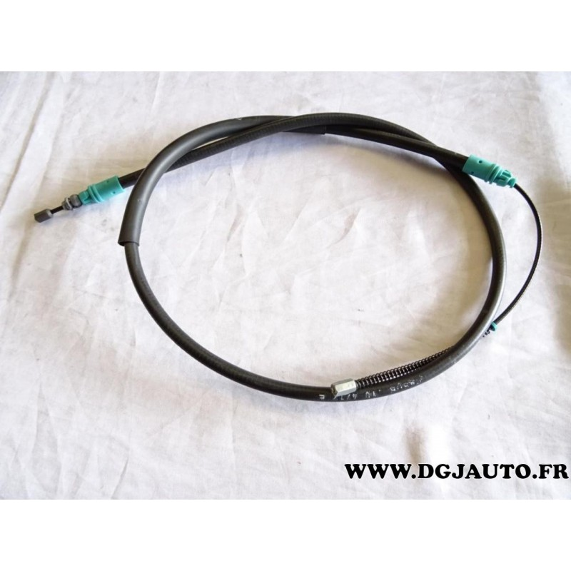 cable de frein main arriere gauche pour citroen saxo peugeot 106 frein tambour au. Black Bedroom Furniture Sets. Home Design Ideas