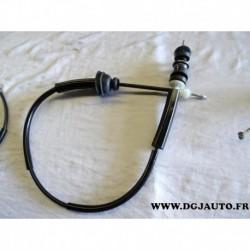 Cable embrayage 2248 pour peugeot 405 phase 2 2.0 essence dont MI16 T16 1.9TD 1.9 TD