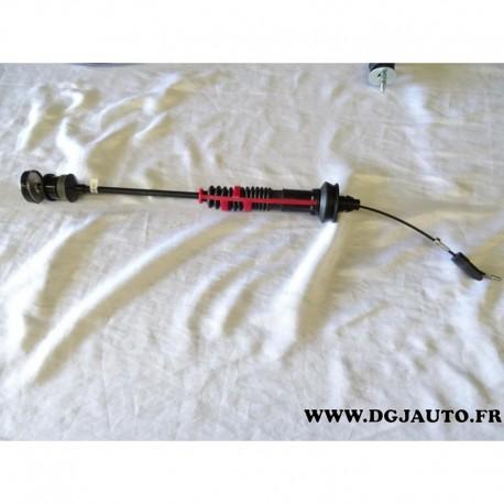 cable embrayage reglage automatique gcc1741 pour peugeot 206 1 1 1 4 1 6 essence au meilleur. Black Bedroom Furniture Sets. Home Design Ideas