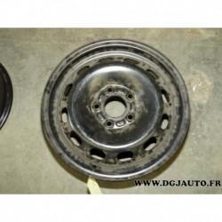 """Jante tole 5 trous 6x15 15"""" 15 pouces ET52.5 pour ford focus cmax c-max partir 2003"""
