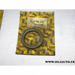 Joint spi torique 54x72x9 roulement roue 7903087030 pour renault 14 R14