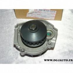 Pompe à eau (trace présentation non mise en service) 71778277 pour fiat cinquecento palio panda punto seicento siena uno strada