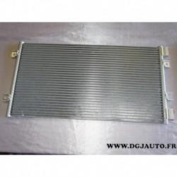Condenseur radiateur climatisation 46799862 pour fiat punto 2 partir 1999 1.2 1.2 16V