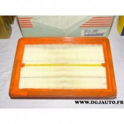 Filtre à air 28113-23001 pour hyundai coupé 1 2 lantra 2 1.6 2.0 essence