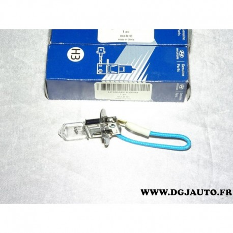Ampoule Phare Antibrouillard Type H3 12v 55w