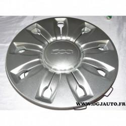 Enjoliveur de roue cache jante 52030078 pour fiat 500 pop