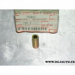 Entretoise fixation levier de vitesse 7550457 pour fiat panda 1 partir 1985