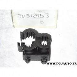 Agrafe durite tuyau climatisation 50518953 pour alfa romeo giulietta partir 2010