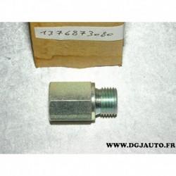 Raccord rampe injecteur injection 1376873080 pour fiat ducato 2.3MJTD 2.3 MJTD