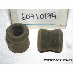 1 Silent bloc amortisseur suspension avant 60710174 pour alfa romeo spider de 1990 à 1993