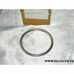 Bague metallique joint echappement 46753222 pour fiat brava bravo marea punto doblo lancia lybra 1.6 16V
