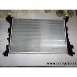 Radiateur refroidissement moteur 51887947 pour fiat 500L 500 L 0.9 900cc 1.4 essence 1.3MJTD 1.3 MJTD