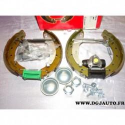 Kit frein arriere prémonté 203x38mm montage lucas FMK239 pour renault laguna 1 phase 1 et 2
