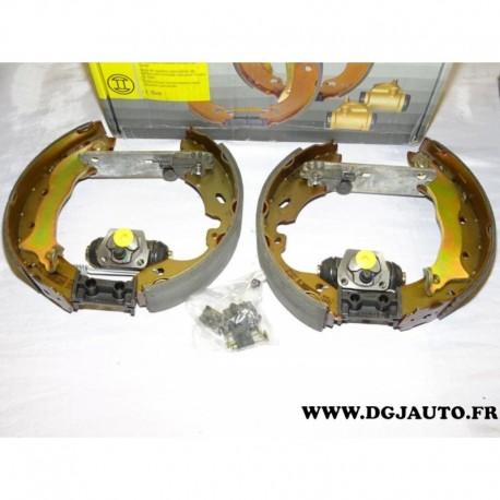 Kit Frein Arriere : kit frein arriere pr mont 228x44mm montage lucas ~ Melissatoandfro.com Idées de Décoration