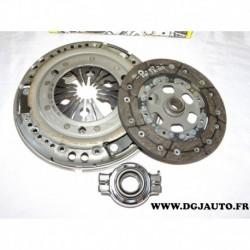 Kit embrayage disque + mecanisme + butée 618197000 pour volkswagen polo 3 1.9D 1.9 D diesel