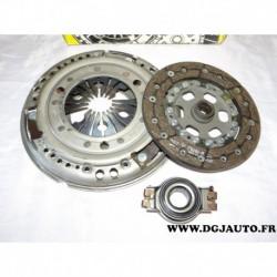 Kit embrayage disque + mecanisme + butée 618197000* pour volkswagen polo 3 1.9D 1.9 D diesel