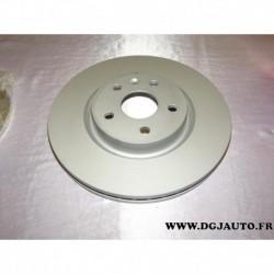 Disque de frein avant ventilé 337mm diametre TOUT SEUL DDF1723C pour opel insignia dont tourer