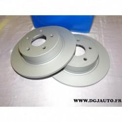 Paire disque de frein plein 280mm diametre 24.0111-0172.1 pour ford kuga tourneo transit connect cmax c-max