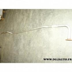 Tuyau tube echappement PG216E pour peugeot 106 phase 1 1.0 1.1 essence (livré en 2 parties avec manchon)