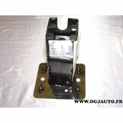 Pieds renfort support traverse avant gauche 42357372 pour opel mokka chevrolet trax