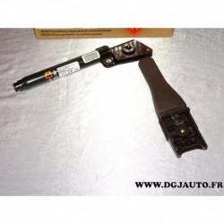 Pretensionneur bloc attache ceinture de sécurité avant droit marron 95366787 pour opel mokka chevrolet trax