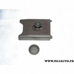 Cache plastique bloc attache ceinture sécurité avant 95093331 pour opel mokka partir 2013