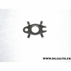 Joint durite huile lubrification turbo 71749185 pour alfa romeo giulietta mito fiat bravo 2 tipo 2 grande punto abarth