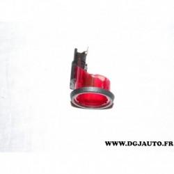 Virole contour prise allumage cigare 46790657 pour alfa romeo 147 156 et GT