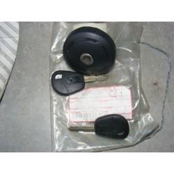 Bouchon de reservoir carburant avec verrouillage pour fiat scudo
