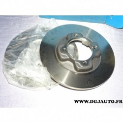 Paire disque de frein avant plein 227mm diametre 9004404J pour mazda 323 BD