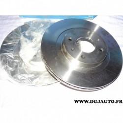 Paire disque de frein avant ventilé 260mm diametre 9004830J pour lada 110 111 112 samara