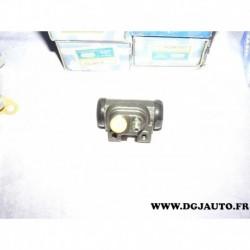 Cylindre de roue frein arriere droit montage lucas 4024874 pour peugeot 309 citroen AX ZX