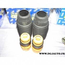 Kit soufflet protection amortisseur avant avec tampon 1005252 pour peugeot 406 dont break 605