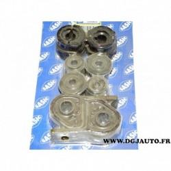 Kit silents bloc suspension avant 105A562S pour citroen ZX dont break