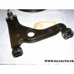 Triangle bras de suspension avant droit 24428209 pour opel astra G dont coupé et cabriolet