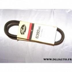 Courroie alternateur 11.2x540 pour citroen C15 diesel peugeot 309 405 GTI et MI16