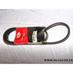 courroie accessoire 6PK1270 pour volvo 850 960 C70 S70 S90 V70 V90 fiat bravo 2 stilo 1.9 JTD 1.9JTD ford granada scorpio sierra