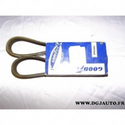 Courroie accessoire 6PK1063 pour alfa romeo 147 156 GT GTV spider citroen C1 lancia lybra mitsubishi galant 6 nissan murano path