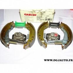 Kit frein arriere prémonté 180x42 montage lucas carter 44 pour renault clio 1 super 5 (sachet accessoire non inclus)