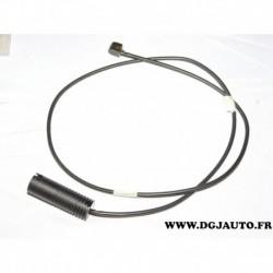 Contacteur temoin usure de frein P8026 pour BMW E36 316 318 323 dont Z3