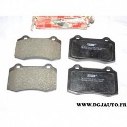 Jeux 4 plaquettes de frein montage brembo FDB1949 pour volvo S60 V70 jaguar S-type XJ XK daimler XJ