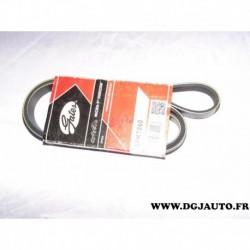 Courroie accessoire 5PK1260 pour mercedes classe A W168 vaneo W414 renault megane 1 essence daewoo aranos espero