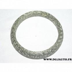 Joint bague metallique tuyau echappement 256097 pour nissan primera P12 WP12 Xtrail X-trail T30