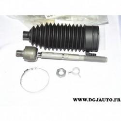 Rotule de direction axiale interieur avec soufflet 485213172R pour renault dacia dokker lodgy logan sandero