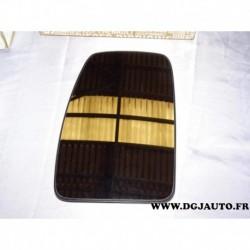 Glace miroir vitre retroviseur avant gauche 7701057371 pour renault master 2 opel movano A nissan interstar