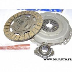 Kit embrayage disque + mecanisme + butée + centreur SCL6852 pour fiat brava bravo marea lancia Y ypsilon 1.4 essence