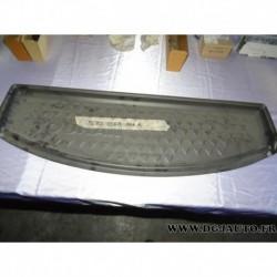 Tapis de sol compartiment chargement coffre 5T0061161A pour volkswagen touran partir 2011 7 places