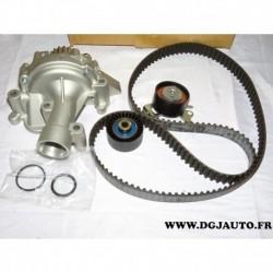 Super kit distribution courroie + galets + pompe à eau 1611899080 pour peugeot 406 607 2.2 16V essence EW12J4